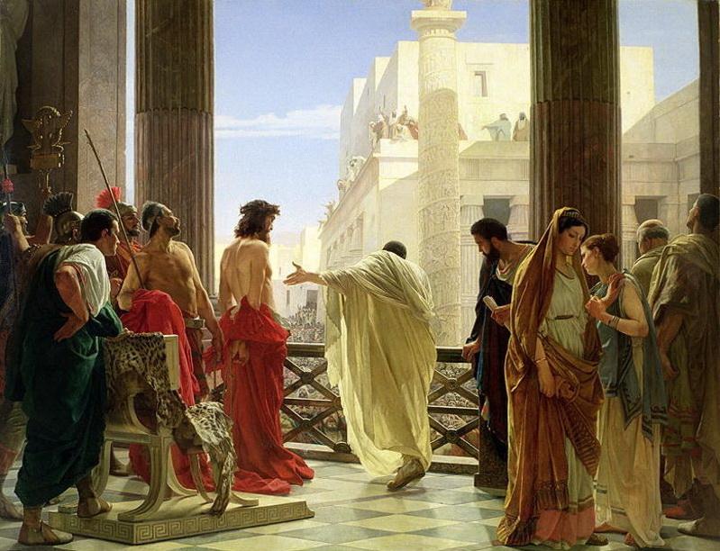 E.-E. Schmitt: Evangelij po Pilatu
