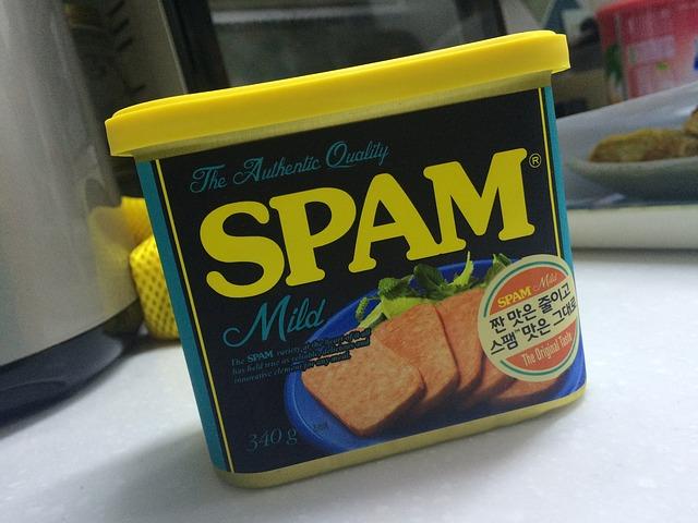 """Od kod """"spam""""?"""