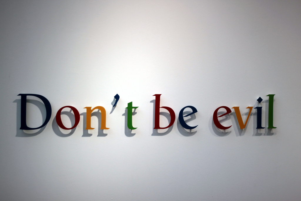 Googlovi grehi