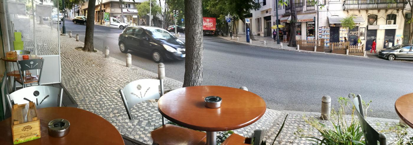 Lizbona, jutranji utrip.