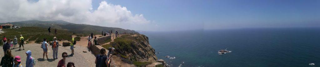 Cabo de Roca - panorama