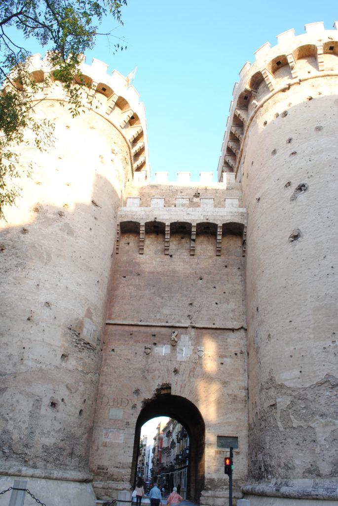 Valencia - Tores de Quart